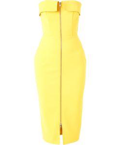 Alex Perry | Regan Strapless Dress Size 14