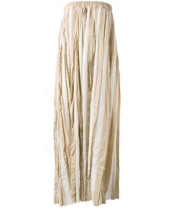 Uma Wang | Striped Bandeau Dress