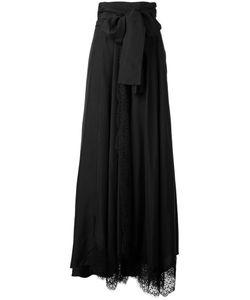 Faith Connexion | Lace Hem Maxi Skirt