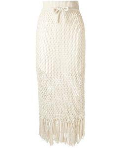 Osklen | Knitted Midi Skirt Women M