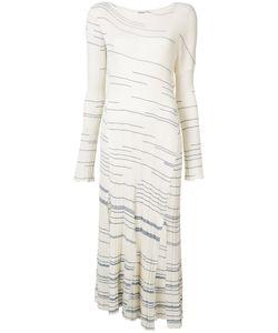 Loewe | Front Slits Midi Dress