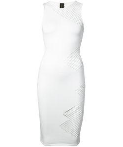 Alexandre Vauthier | Sleeveless Fishnet Dress