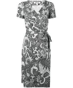 Diane von Furstenberg | Pattern Wrap Dress