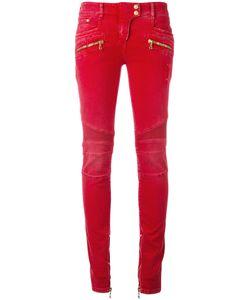 Balmain | Skinny Biker Jeans 34