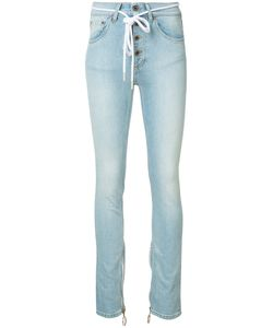 Off-White | High Waist Jeans