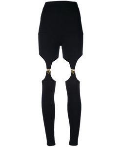 Murmur   Suspender Leggings L