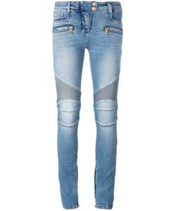 Balmain | Skinny Biker Jeans 38