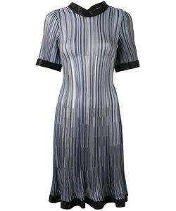 Sonia Rykiel | Pleated Fitted Dress