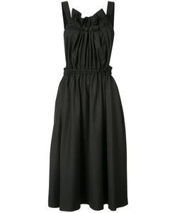 Comme Des Garçons Noir Kei Ninomiya | Crossed Back Flared Dress