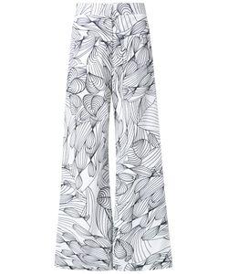 Isolda   Linen Trousers Women 46