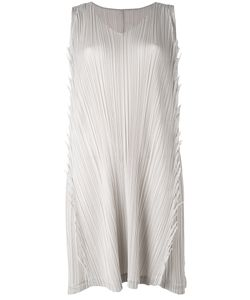 Pleats Please By Issey Miyake | Pleated Shift Dress Size 3
