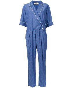 Muveil | Three-Quarters Sleeve Jumpsuit 36