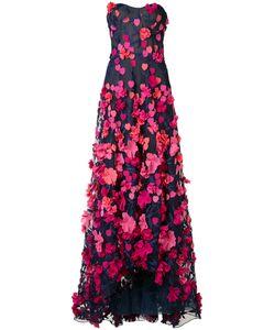 Marchesa Notte | Applique Dress Size 2