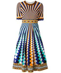 Mary Katrantzou | Geometric Pattern Flared Dress Women