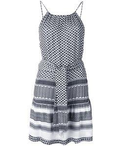 Cecilie Copenhagen   Strappy Belted Dress Size 2