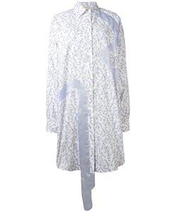 Natasha Zinko | Printed Shirt Dress