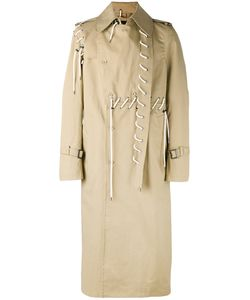 Craig Green | Laced Trench Coat Size Medium