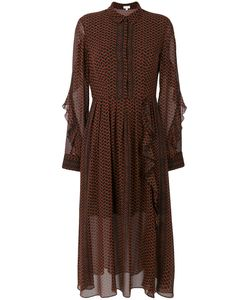 Lala Berlin | Sheer Shirt Dress Women