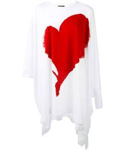 Vivienne Westwood | Heart Print T-Shirt Cotton