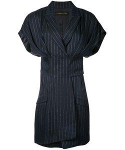 Alexandre Vauthier | Pinstripe Dress 38