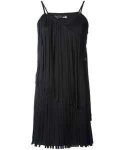 Love Moschino   Pleated Trim Dress Size 38