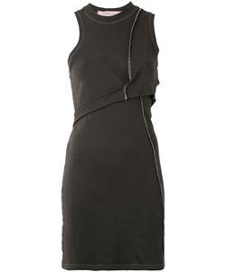 Eckhaus Latta | Deconstructed Mini Dress Women