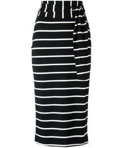 Andrea Marques | Striped Skirt Size