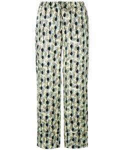 Marni | Leaf Print Trousers Size 42
