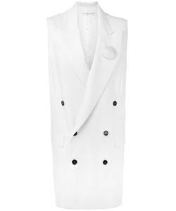 Golden Goose Deluxe Brand | Tailored Waistcoat Spandex/Elastane/Cupro/Viscose/Virgin