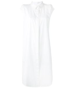 Lutz Huelle | Plain Shirt Dress Size 38