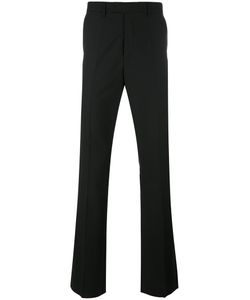 Raf Simons | Slightly Fla Trousers 48 Cotton/Virgin Wool