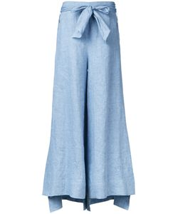 Demoo Parkchoonmoo | Belted Flared Trousers 38