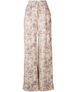 Zimmermann | Wide-Leg Snap Pants Size 0