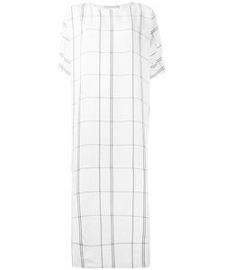 Studio Nicholson | Checked Oversized Dress 3