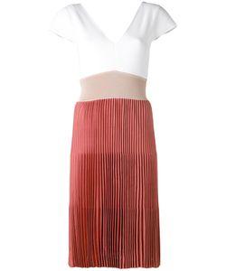 Agnona | Pleated Short Dress
