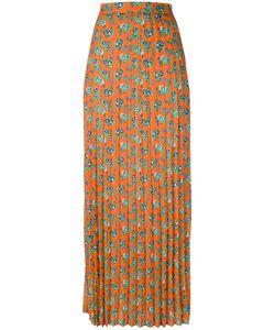 House Of Holland | Pleated Maxi Skirt