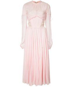 J. Mendel | Chiffon Pleated Dress