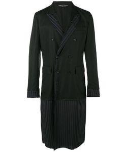 Comme Des Garçons Homme Plus | Stripe Overcoat