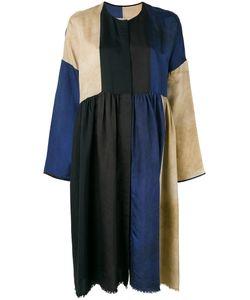 Uma Wang | Collarless Midi Coat