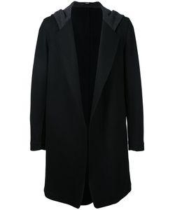 Bassike | Hooded Coat Xl