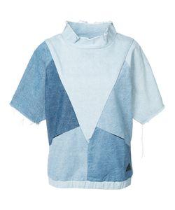 Prps | Denim Patchwork T-Shirt S