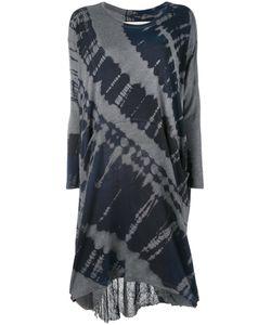 Raquel Allegra   Tie-Dye T-Shirt Dress Women