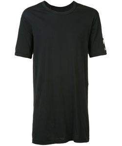 11 By Boris Bidjan Saberi | X Print Elongated T-Shirt Size