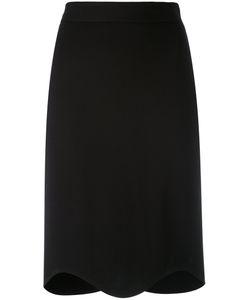 Givenchy | Scalloped Hem Skirt Women 40