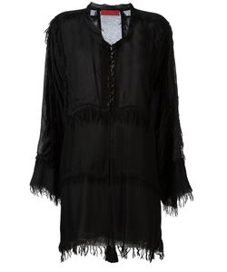 Di Liborio | Frayed Mini Dress