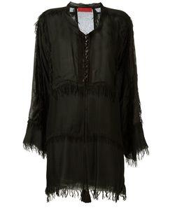 Di Liborio | Frayed Mini Dress 40