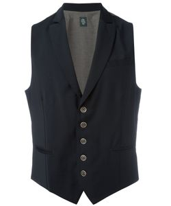 Eleventy | Classic Waistcoat Small