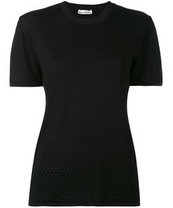 Paco Rabanne | Knitted Short Sleeve Top