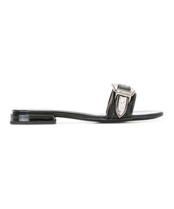 Toga Pulla | Buckle Slip Sandals