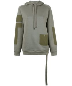 Helmut Lang | Patch Pocket Hoodie Xs Cotton